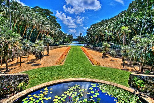 Charmant Fairchild Tropical Botanic Garden   Miami