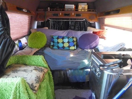 91 G20 For Van Dwelling Interior Living In A How To Live Your Car Suv Or While Traveling Adventure