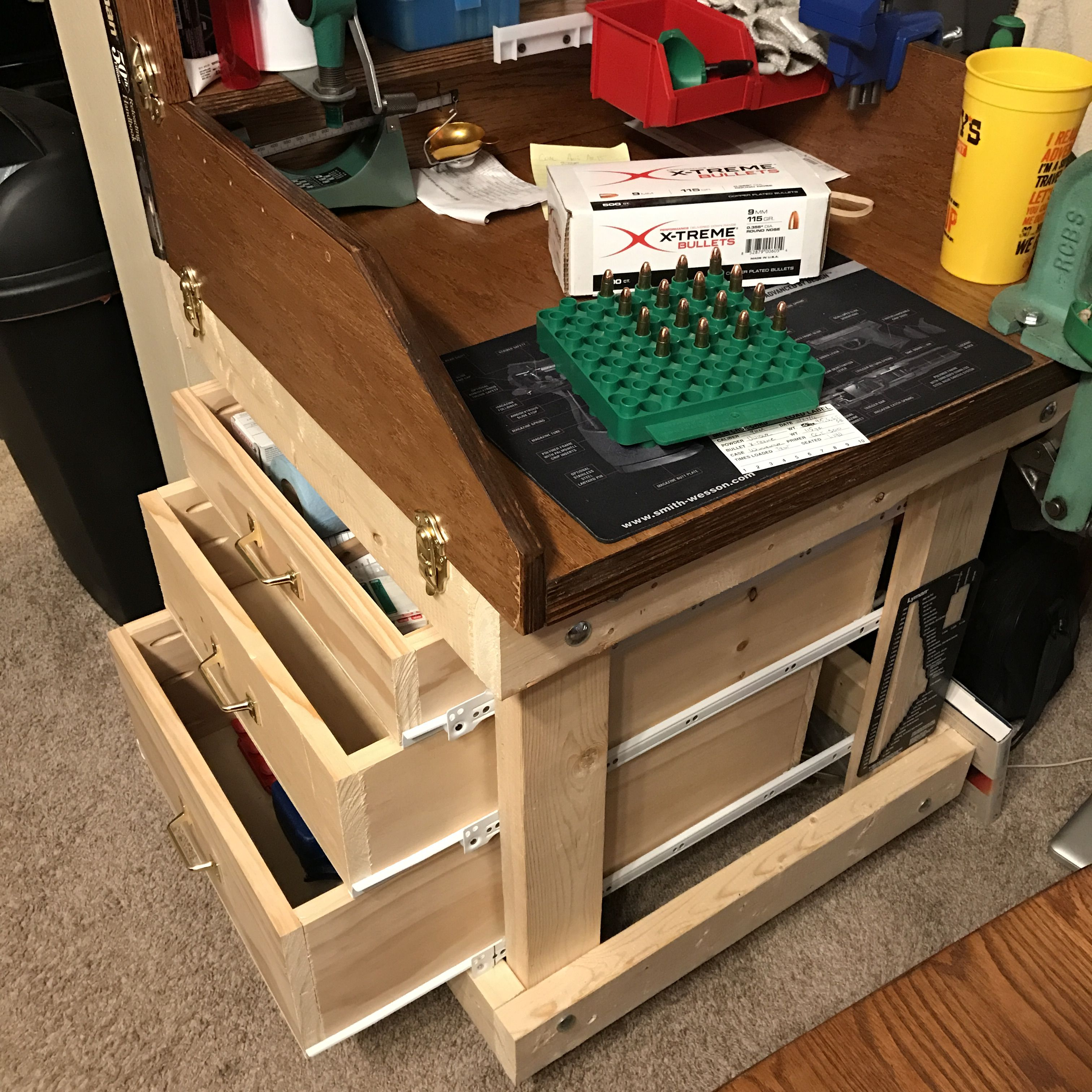 Terrific Small Apartment Reloading Bench Reloading Reloading Alphanode Cool Chair Designs And Ideas Alphanodeonline