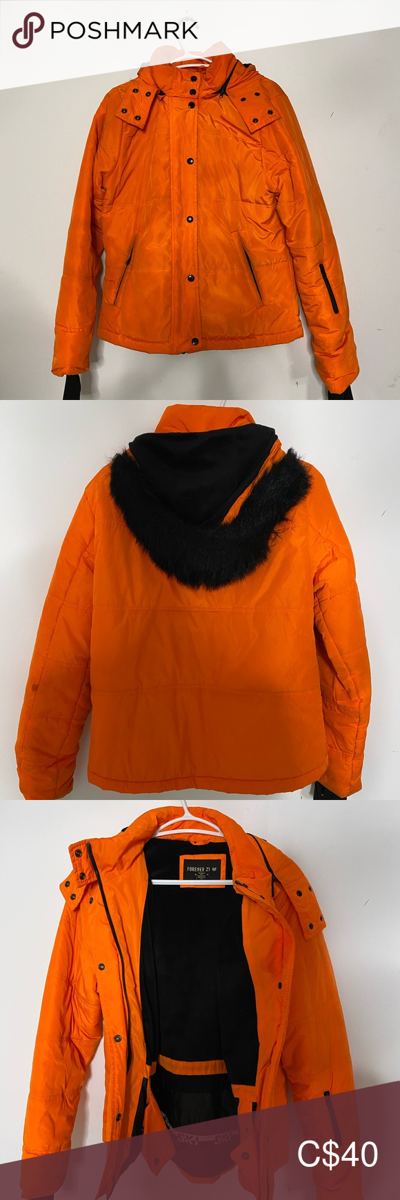 Neon Forever 21 Puffer Jacket Super Warm Forever 21 Neon Orange Puffer Jacket It S Honestly Served Me Well Even On Su Jackets Puffer Jackets Forever 21 Jacket [ 1740 x 580 Pixel ]