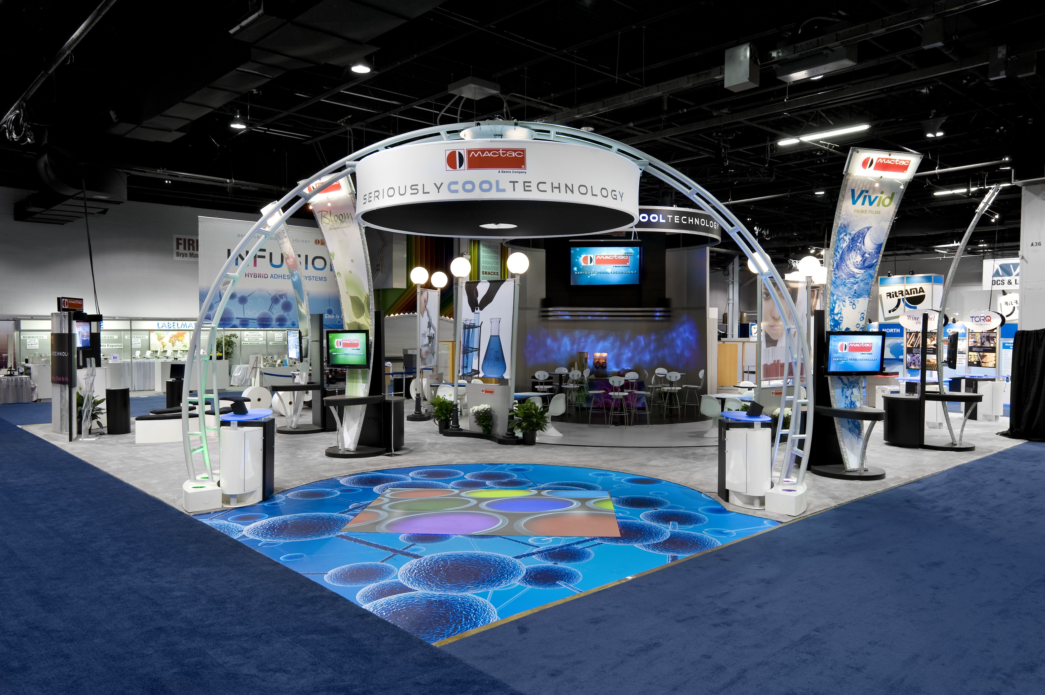 Trade Display Stands : Trade show displays google search exhibit booth