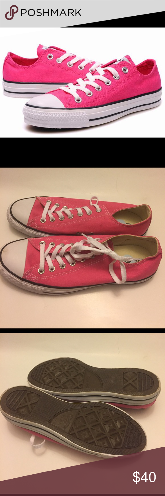 Brand New Converse Sneakers Size 9 Brand New Converse Sneakers Size 9 Converse Shoes Sneakers