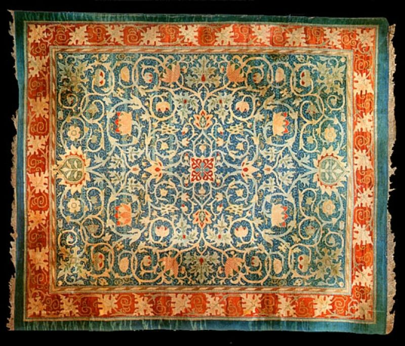 William Morris Rugs Uniquely Modern Rugs
