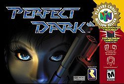 Perfect Dark One Of My Favorite Games Back In The Day Gave Golden Eye 007 A Run For Its Money With The Innovate Options An Jogos Retro Jogos Eletronicos Jogos