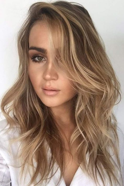 54 Fantastic Dark Blonde Hair Color Ideas | LoveHairStyles.com #darkblondehair
