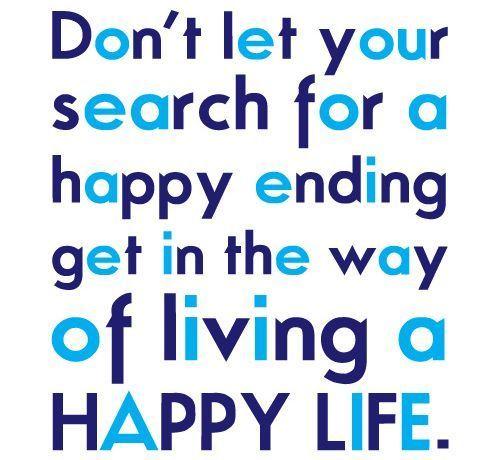 A Happy Life!