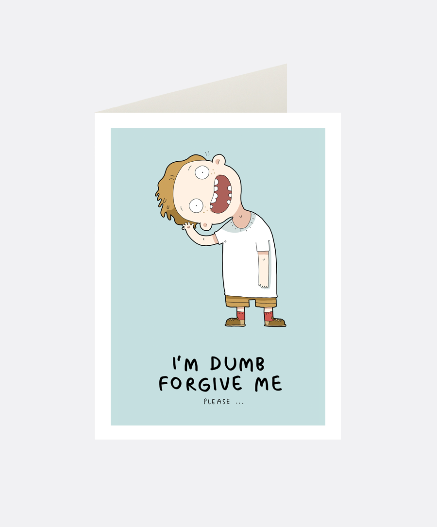 Im dumb greeting card lingvistov pic pinterest im dumb greeting card lingvistov kristyandbryce Image collections