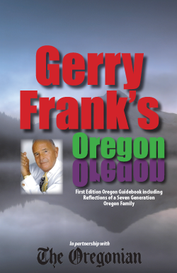 Gerry Frank's Oregon Guide Book | I'm so proud that Gerry is a TapBooks author .... who at the age of 89 writes another book + does a 2 month book tour?? Get the guide here: http://oregonguidebook.com/nyc-oregon/#
