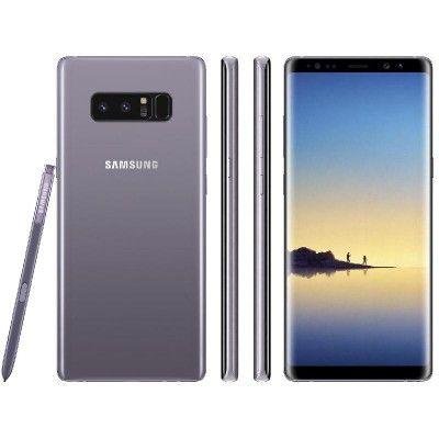 Samsung Galaxy Note 8 64 Gb Orchid Grey 4g Lte Galaxy Note 8 Samsung Galaxy Note 8 Galaxy Note