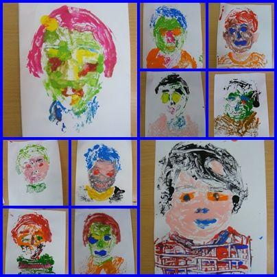 Esta semana en nuestro taller de arte hemos iniciado una - Nino 6 anos se hace pis ...
