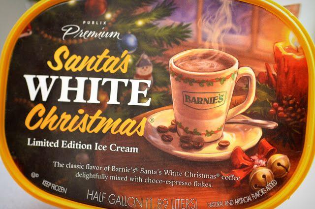 santas white christmas ice cream ice cream informant review publix premium santas white