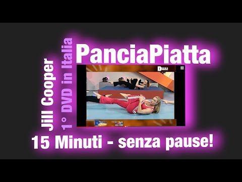 Pancia piatta non stop 15 minuti youtube gym c for Interno coscia jill