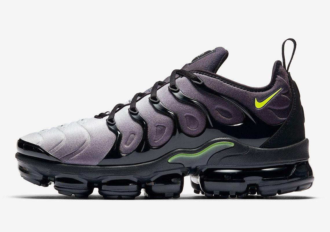 The Nike Vapormax Plus Borrows The Neon