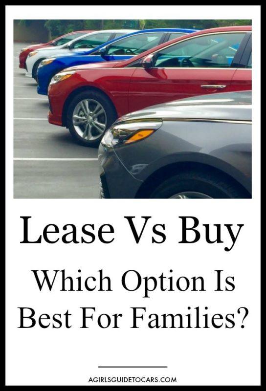 Lease Vs Buy Buying New Car Car Car Buying Tips