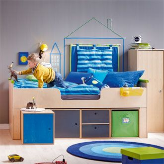 kaj tenbett konrad jako o in 2019 regalw rfel rudi von jako o pinterest kinderzimmer. Black Bedroom Furniture Sets. Home Design Ideas