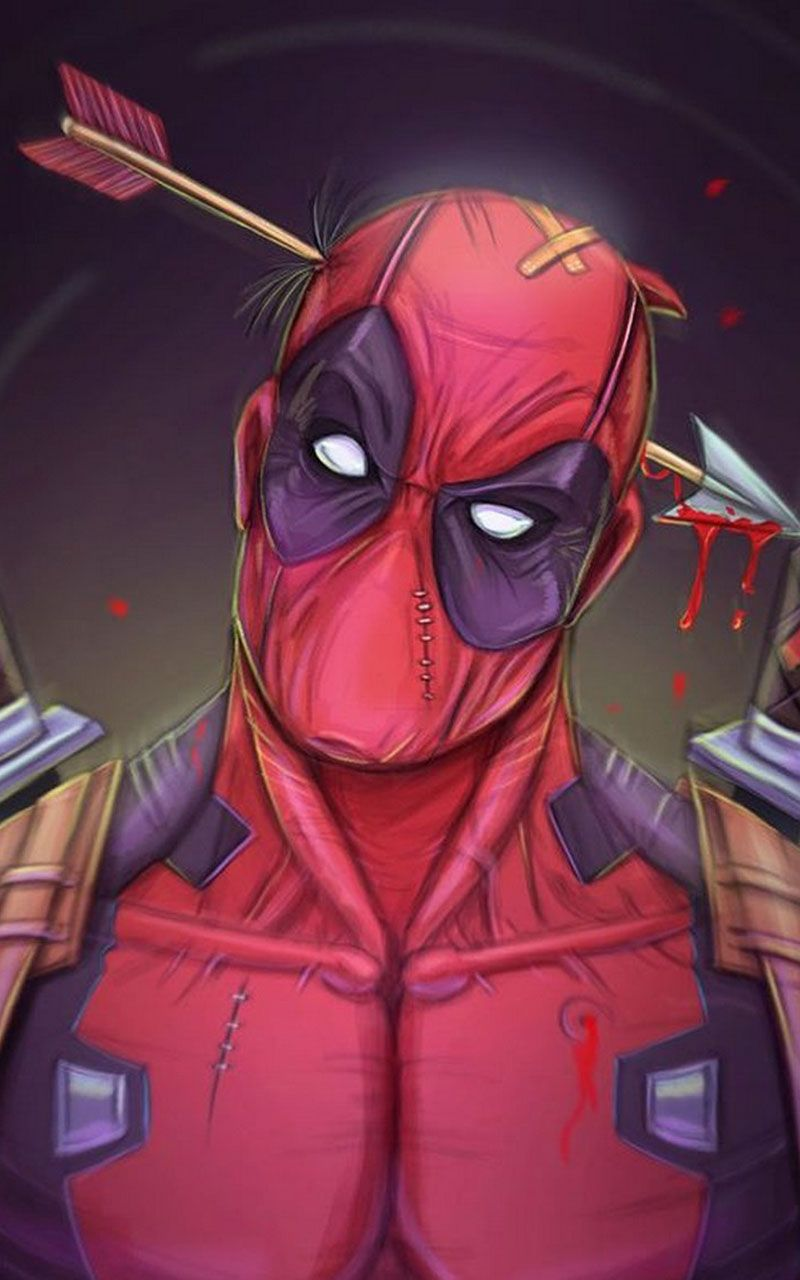Deadpool Wallpaper Hd 1080p Free Download For Mobile Deadpool