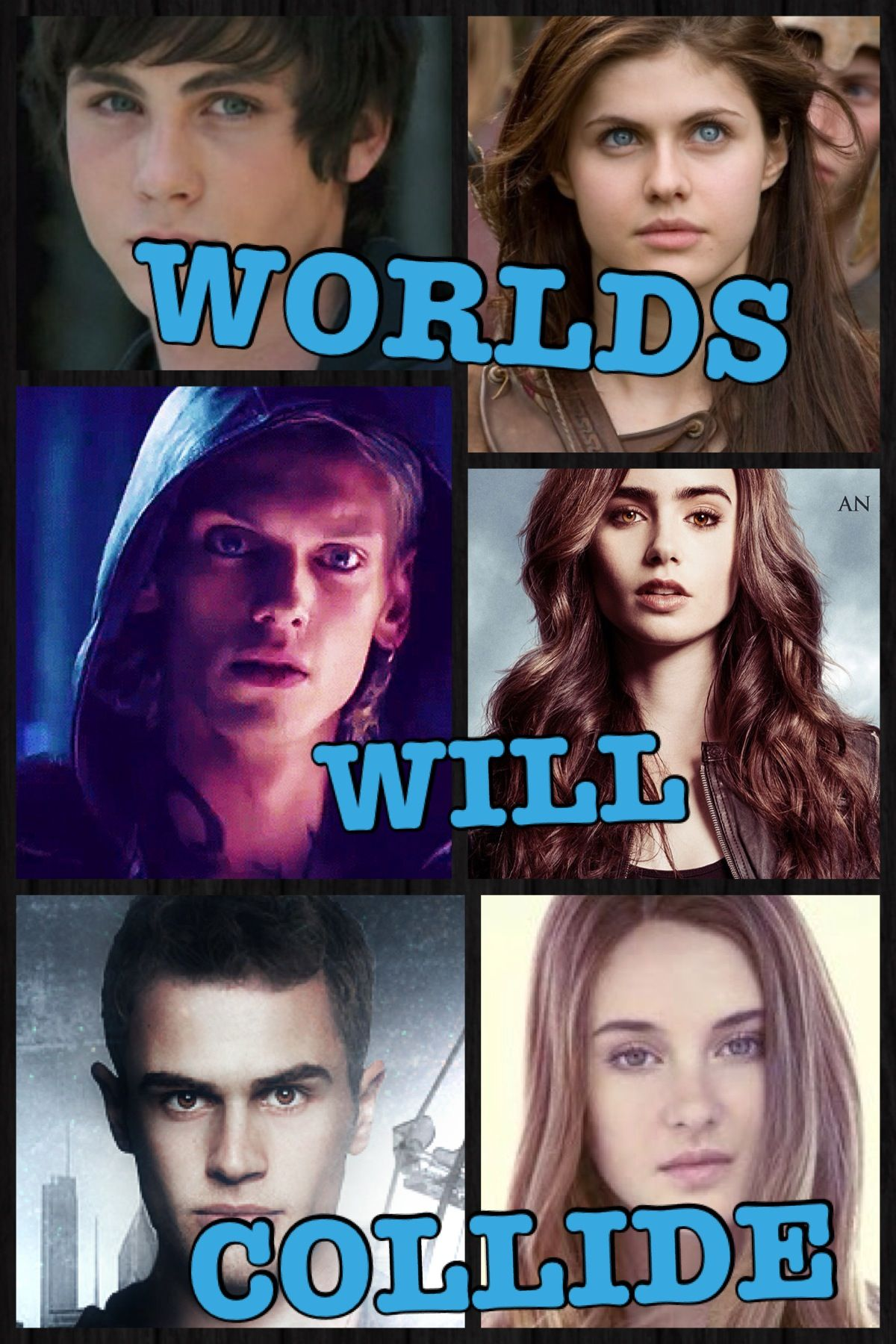 Please read my friend wrote this  world will collide by pearbear1234