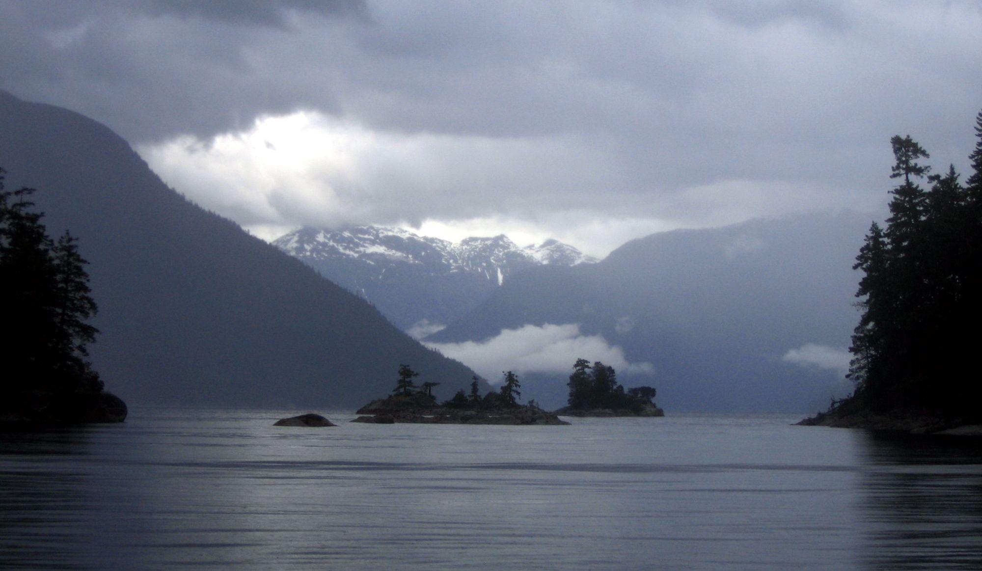 desolation sound Bing Images Travel vancouver island