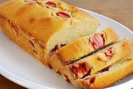 CuteKitchen - Strawberry Pound Cake