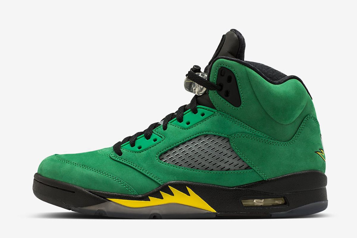 A Complete Look at the University of Oregon x Air Jordan Collection - EU  Kicks… 22fe4ca5ac