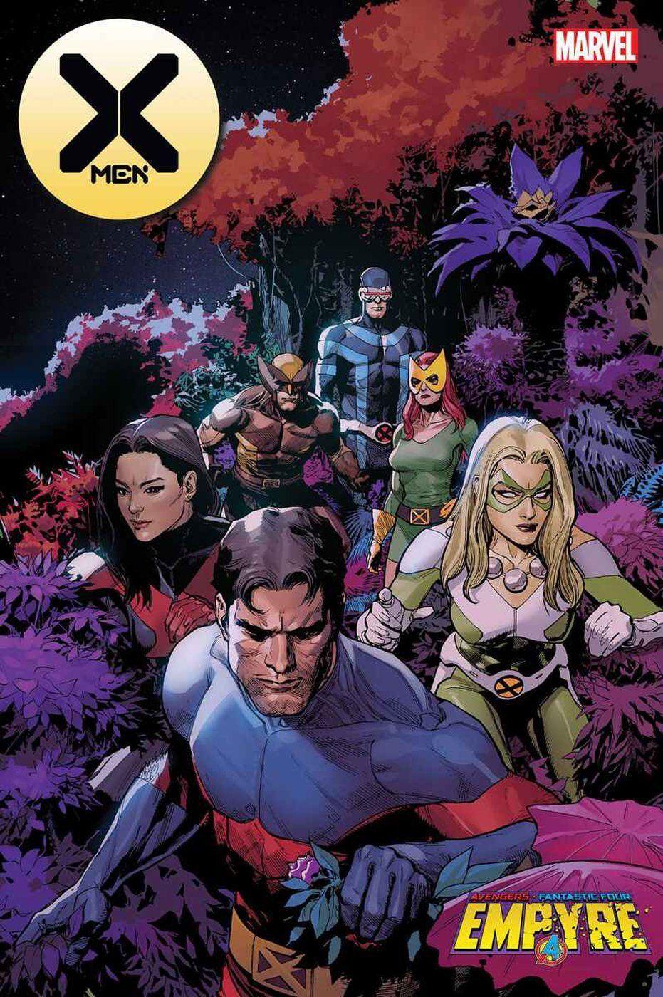 House Of Magnus X Men 12 2020 By Jonathan Hickman Leinil In 2020 Xmen Comics Comics X Men