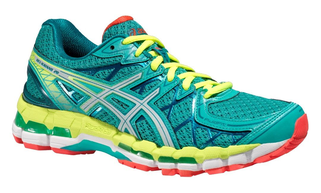 asics gel kayano damen