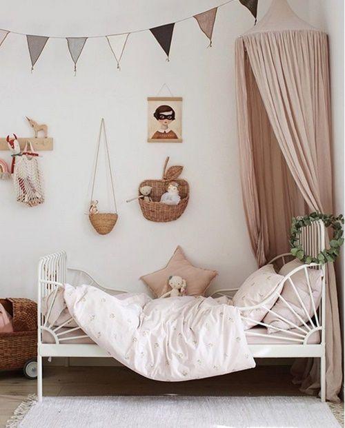 Inspiración en Instagram: dos habitaciones infantiles vintage (DecoPeques.Com)