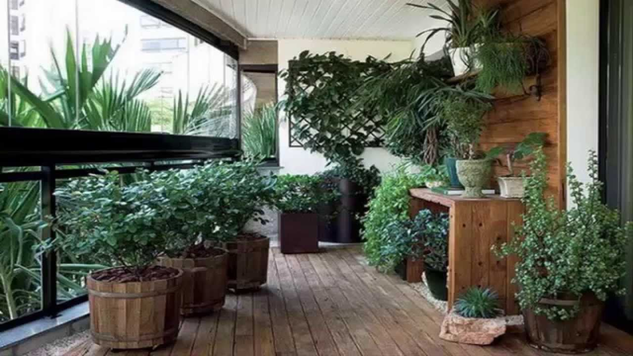 [Apartment Gardening] *Apartment Balcony Garden Ideas*