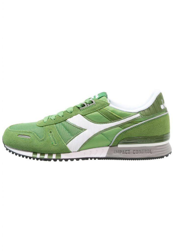 38803194ba6 Herren Diadora TITAN II Sneaker low green willow white