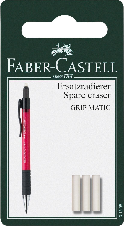 0011065b51 Spare erasers Grip matic μηχανικό μολύβι Faber Castell. Ανταλλακτικές  γομίτσες