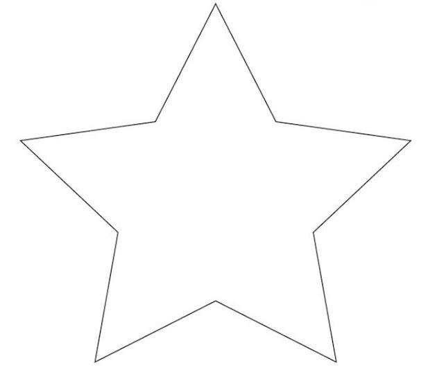 Pillowcase Tutorial | crafts | Pinterest | Star template, Template ...