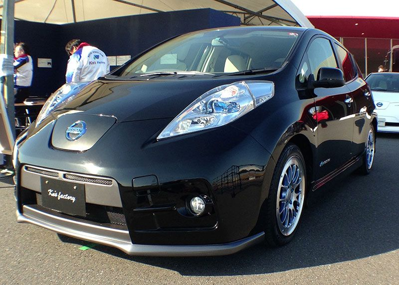 Performance Mods For The Nissan Leaf Ebay Motors Blog Nissan Leaf Nissan Leaf Electric Cars Nissan