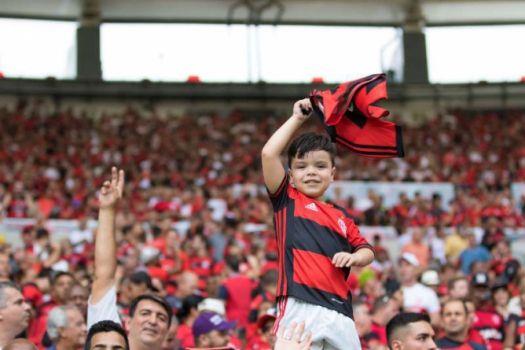 Torcida do Fla esgota ingressos para o jogo de hoje contra o San Lorenzo