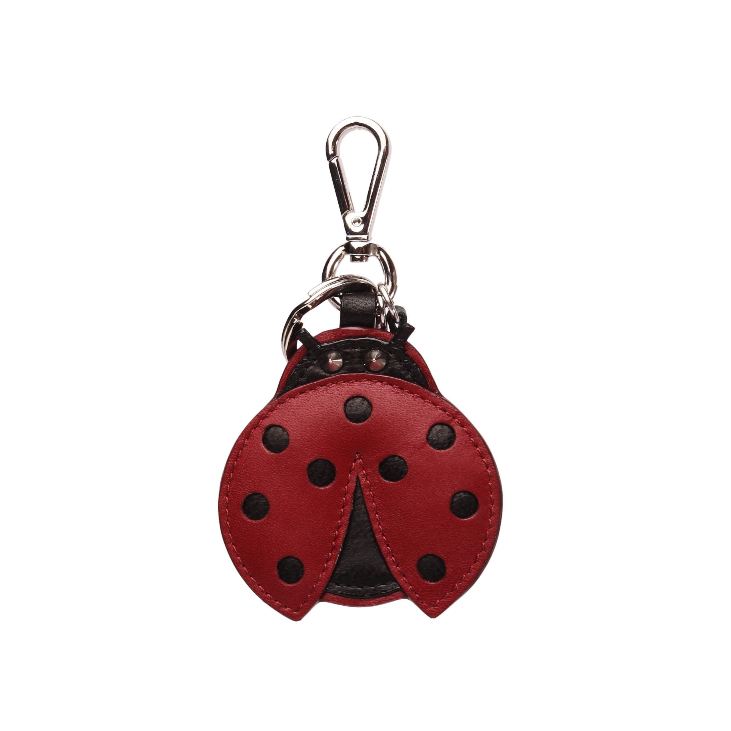 Lady Bug Charm