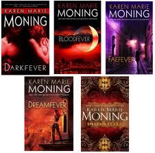 The Fever Series By Karen Marie Moning Karen Marie Moning Fever