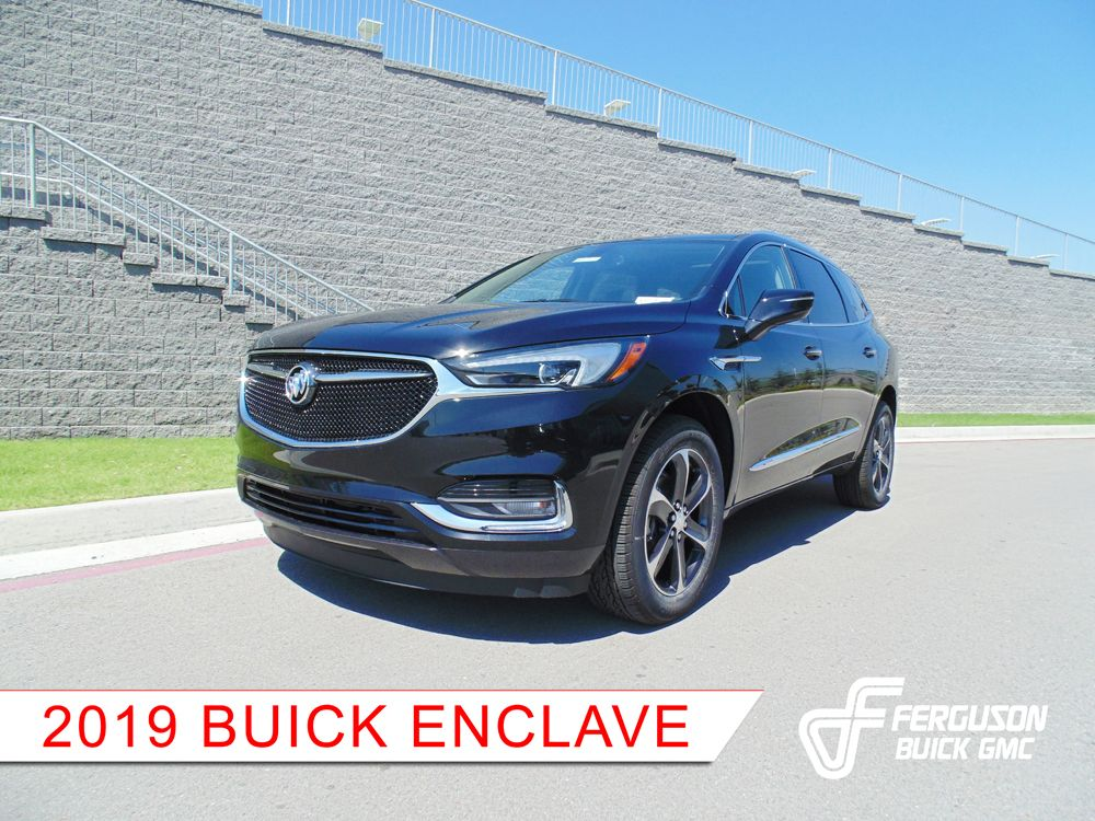 2019 Buick Enclave Buick Cascada Buick Enclave Buick Gmc