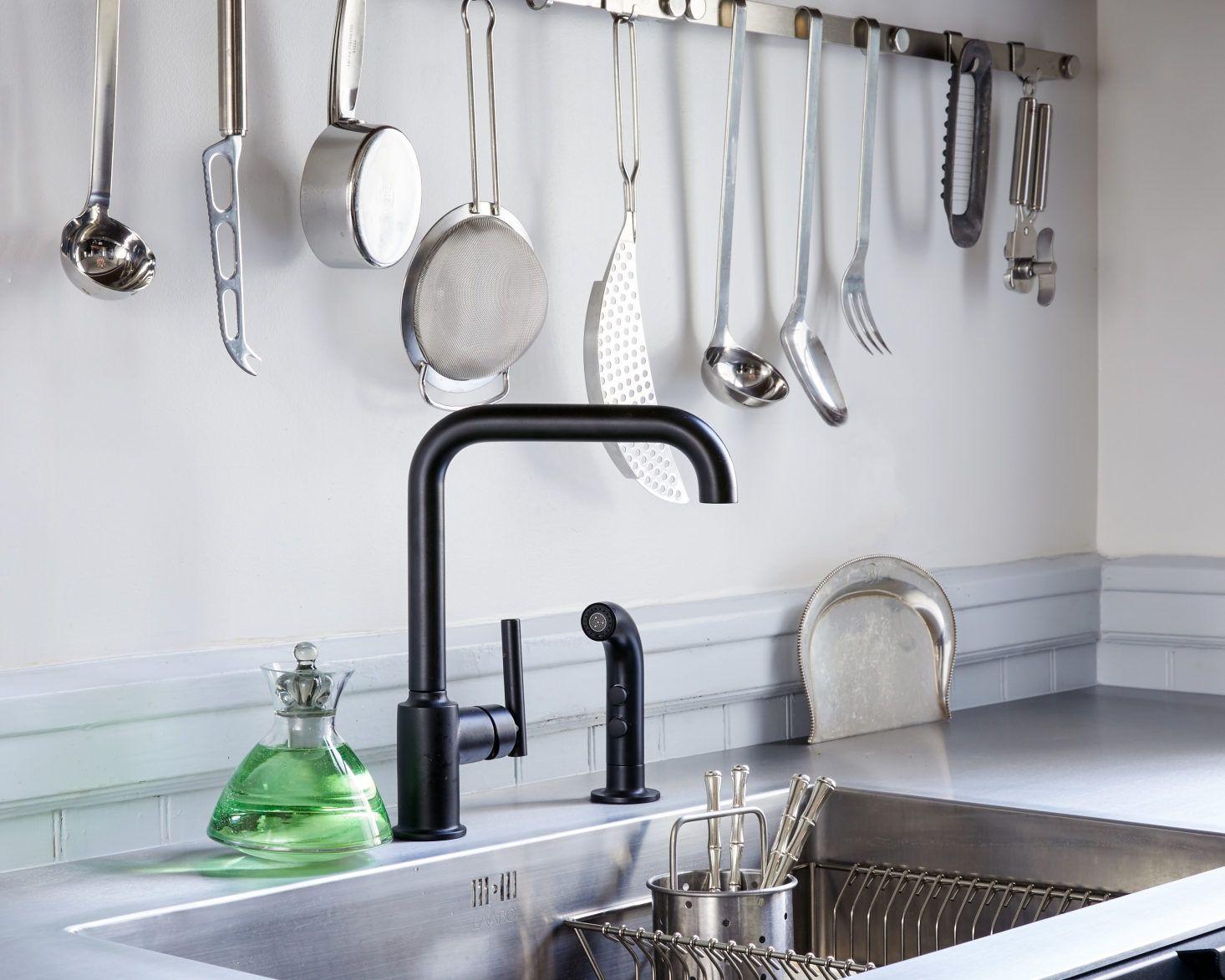 Kitchen of the Week: A Glamorous Kitchen in San Francisco, Ikea ...