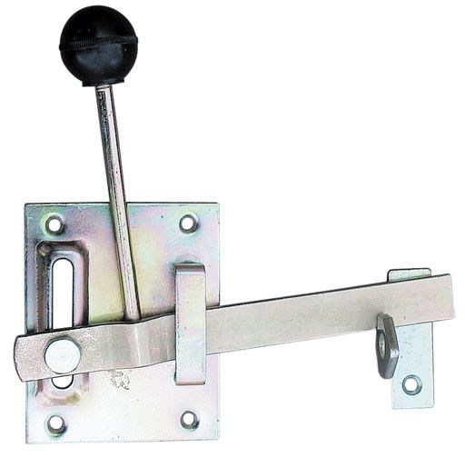 Fence Gate for Perfect Heavy Duty Sliding Gate Latch