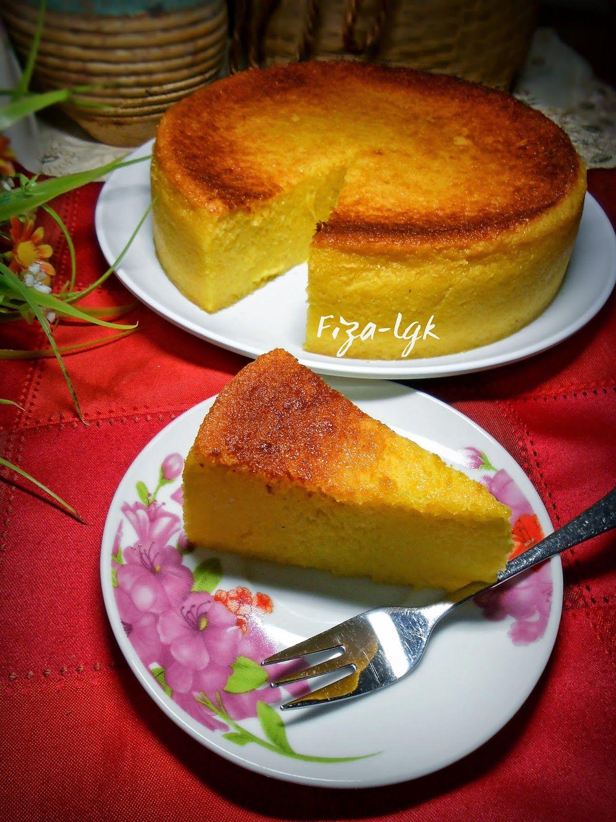Bingka Ubi Kayu Cheese Fiza S Cooking Resep Makanan Penutup Resep Masakan Makanan