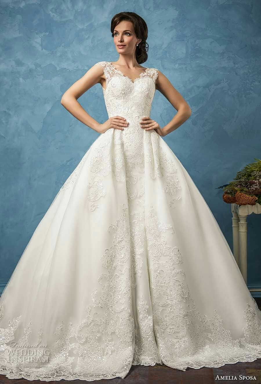 Fantastic Vestidos De Novia Baratos Sevilla Pattern - All Wedding ...