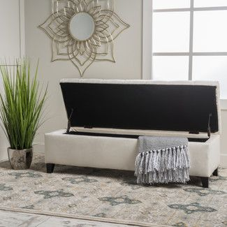 Three Posts Amalfi Storage Ottoman