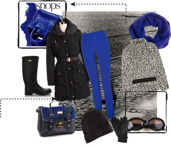 """""""WINTER LOOK"""" by marili71 ❤ liked on Polyvore"""