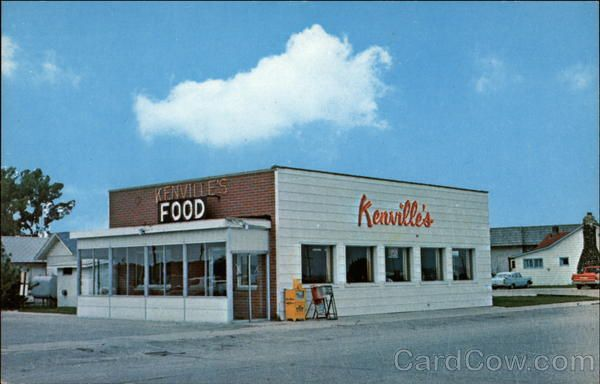 Kenville S Restaurant Been There Mackinaw City Michigan