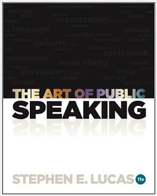 the art of public speaking 11th edition pdf