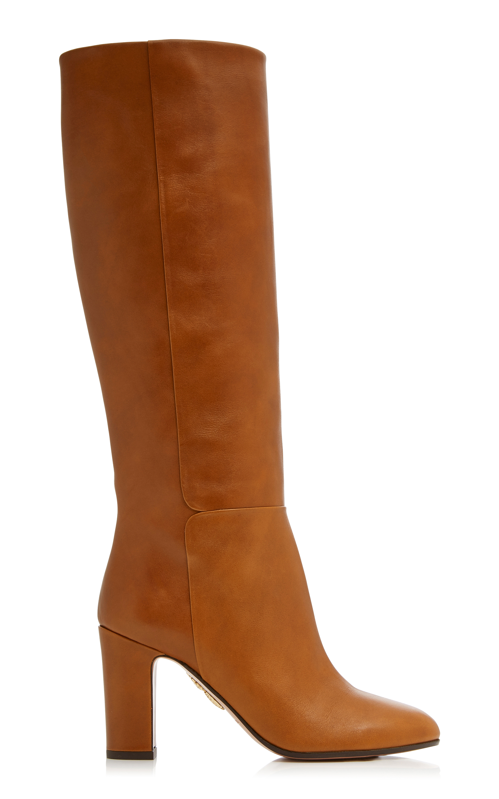 6f1e001d422 Rennes leather over-the-knee boots