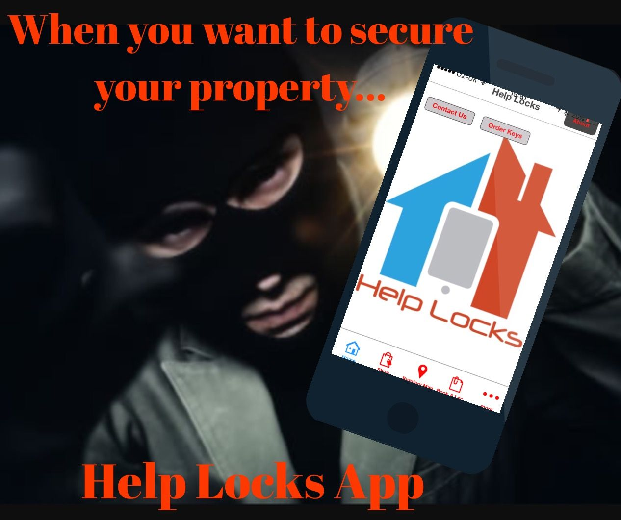 App, Crime, Security