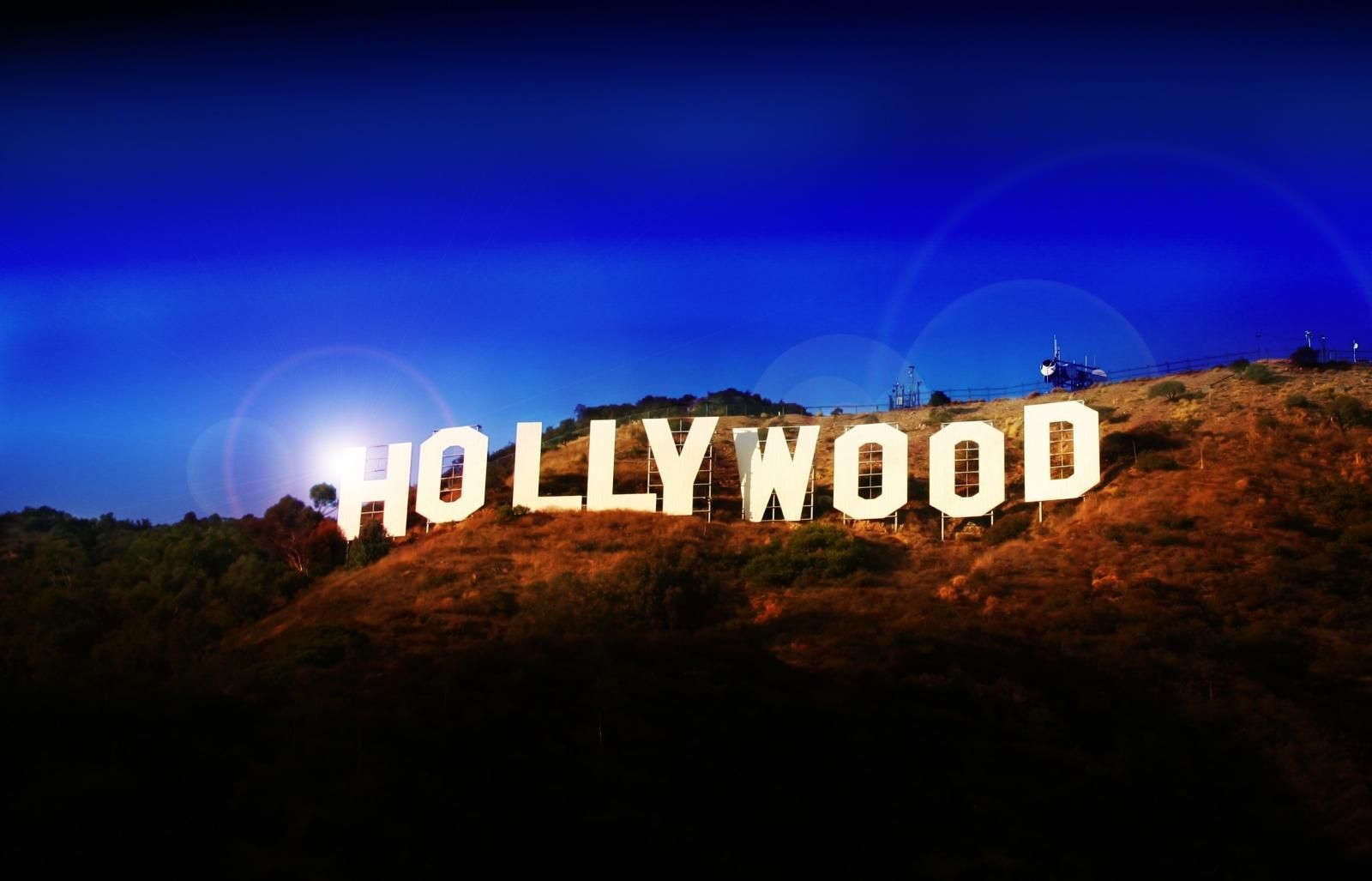 Hollywood Hills Wallpaper