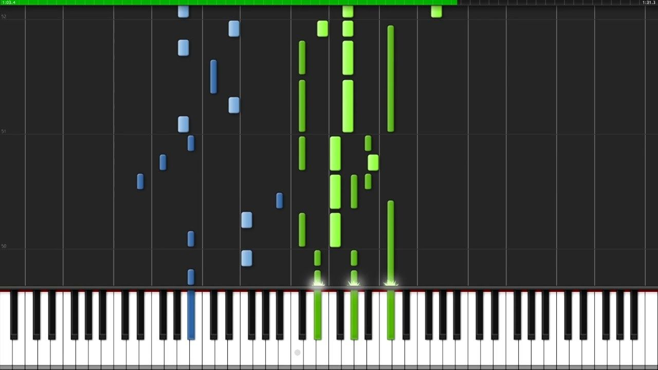 Ruins Undertale Piano Tutorial Synthesia With Images