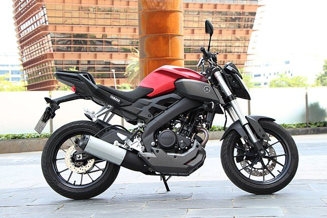 essai moto yamaha mt125 cars t motos 125 y motor. Black Bedroom Furniture Sets. Home Design Ideas