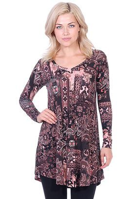 42cd4dc0a1b POPIANA WOMEN'S TUNIC TOPS | To Try in 2019 in 2019 | Tunic tops for ...